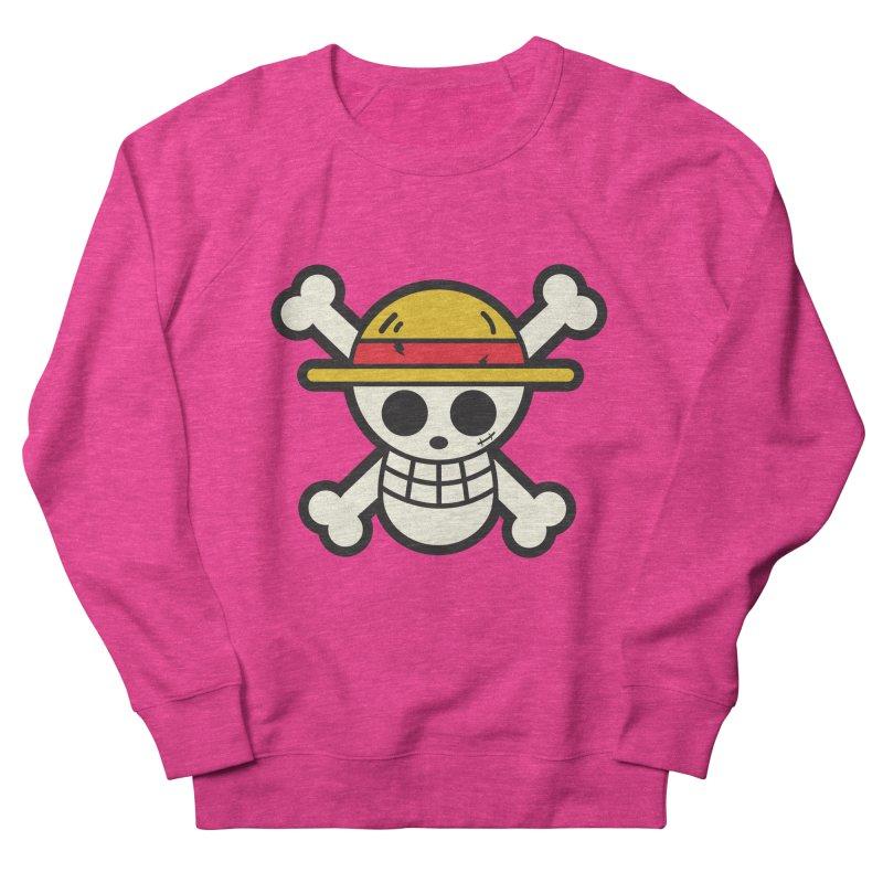 Strawhat Crew Women's Sweatshirt by moyart's Artist Shop