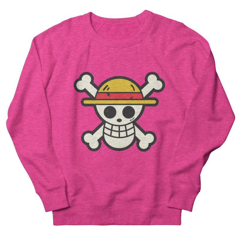 Strawhat Crew Men's Sweatshirt by moyart's Artist Shop