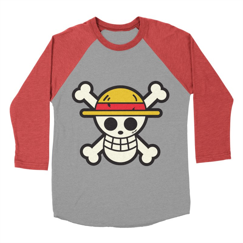 Strawhat Crew Men's Longsleeve T-Shirt by moyart's Artist Shop