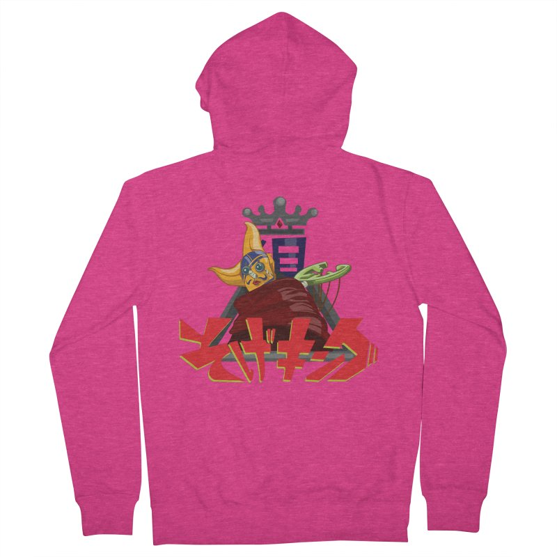 Sogeking Women's French Terry Zip-Up Hoody by moyart's Artist Shop