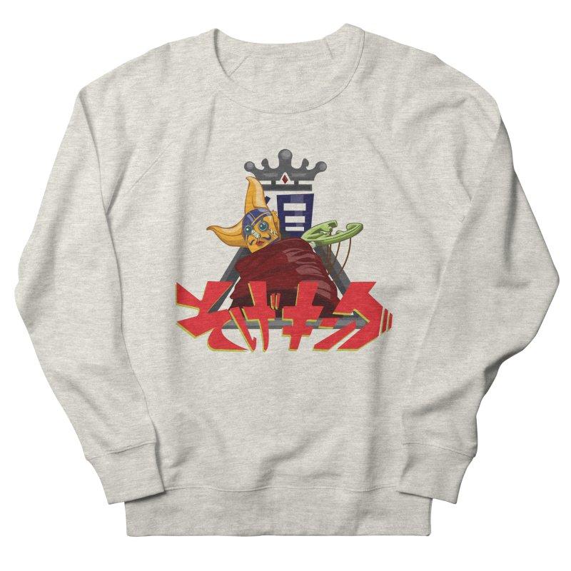 Sogeking Men's French Terry Sweatshirt by moyart's Artist Shop