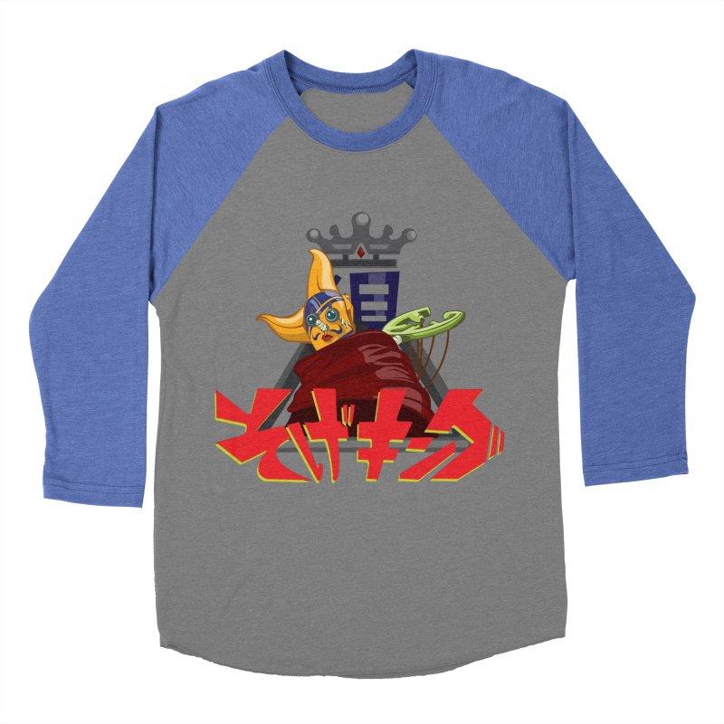 Sogeking Men's Baseball Triblend Longsleeve T-Shirt by moyart's Artist Shop