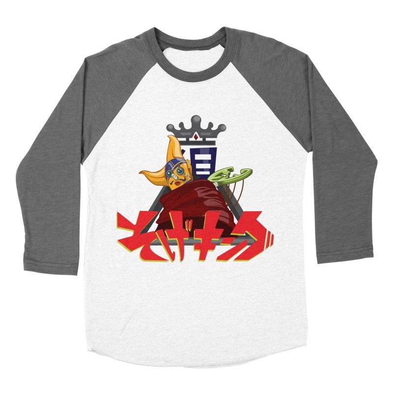 Sogeking Men's Baseball Triblend T-Shirt by moyart's Artist Shop