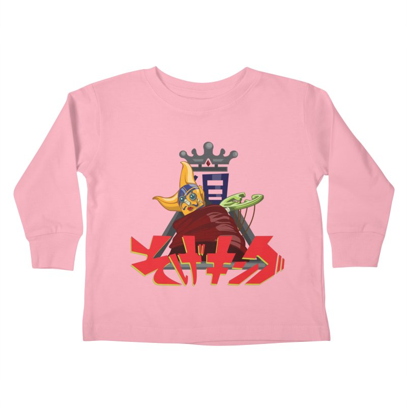 Sogeking Kids Toddler Longsleeve T-Shirt by moyart's Artist Shop