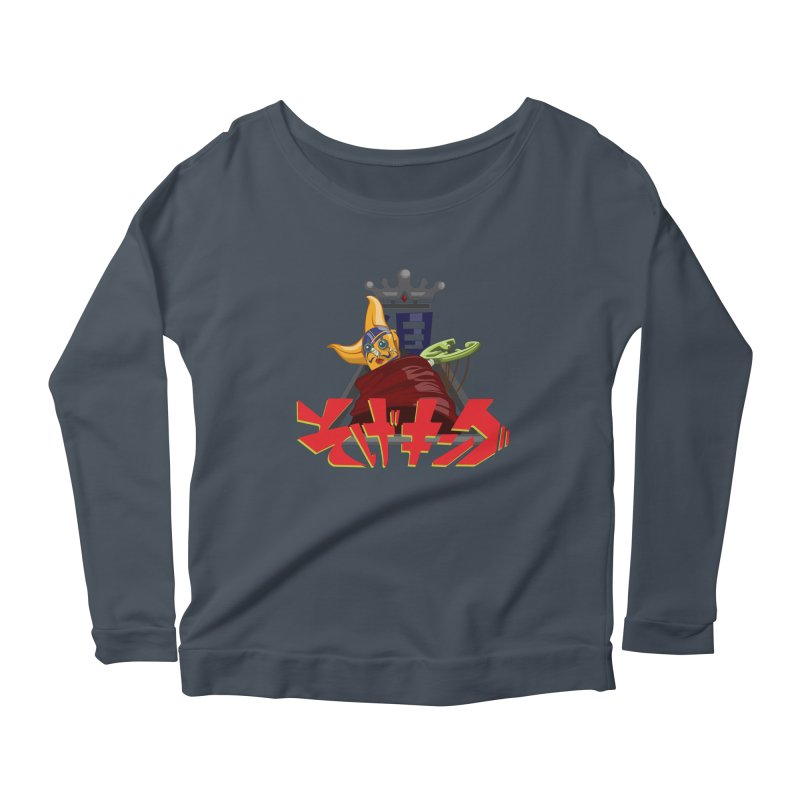 Sogeking Women's Longsleeve Scoopneck  by moyart's Artist Shop
