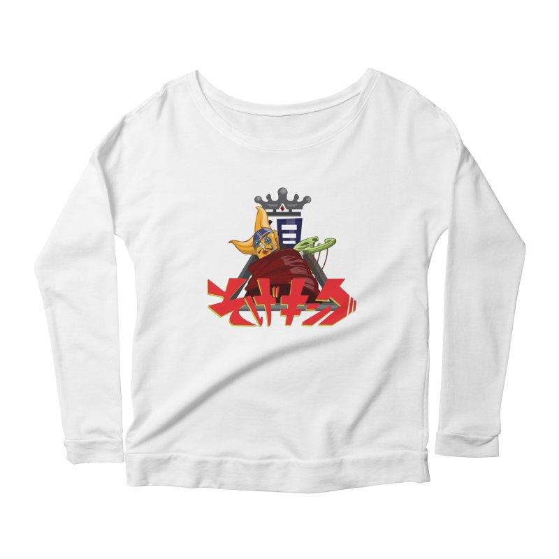 Sogeking Women's Scoop Neck Longsleeve T-Shirt by moyart's Artist Shop