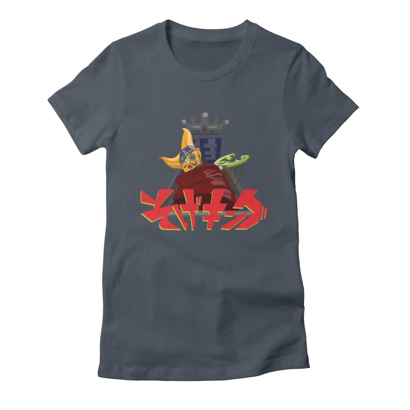 Sogeking Women's T-Shirt by moyart's Artist Shop
