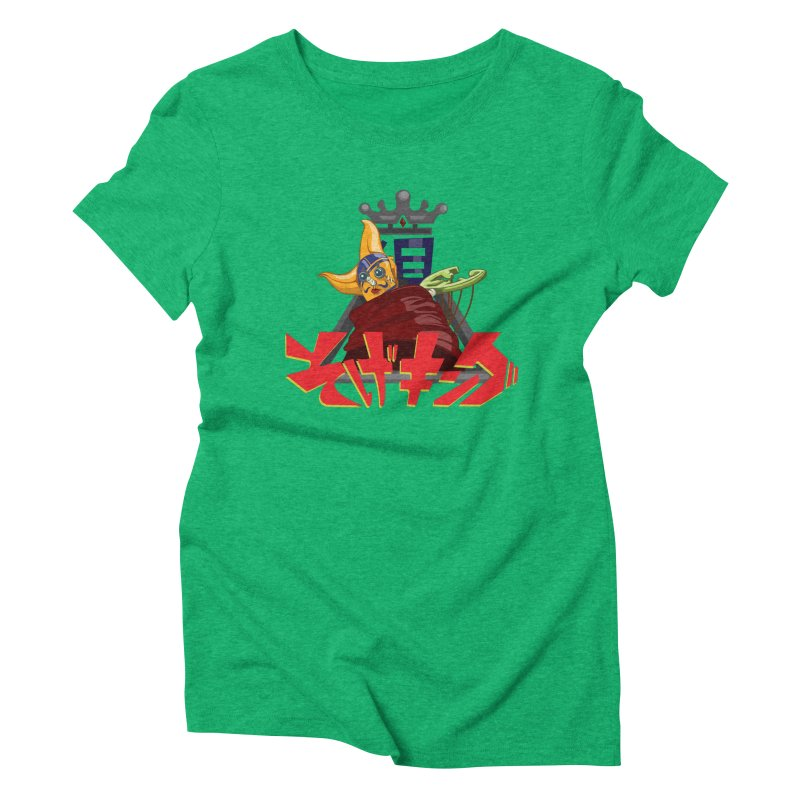 Sogeking Women's Triblend T-Shirt by moyart's Artist Shop