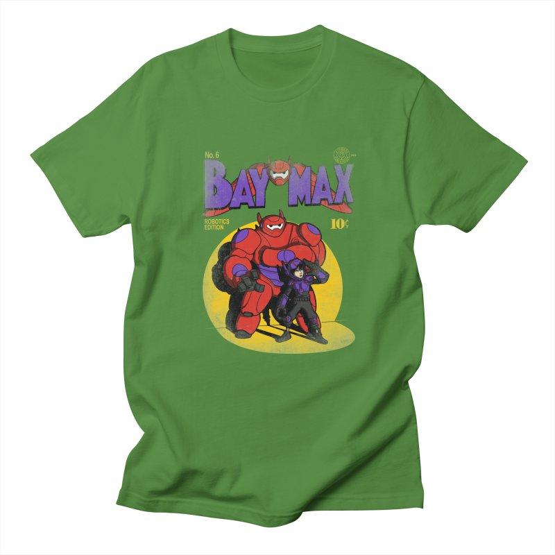 Baymax No. 6 Men's T-Shirt by Moysche's Shop