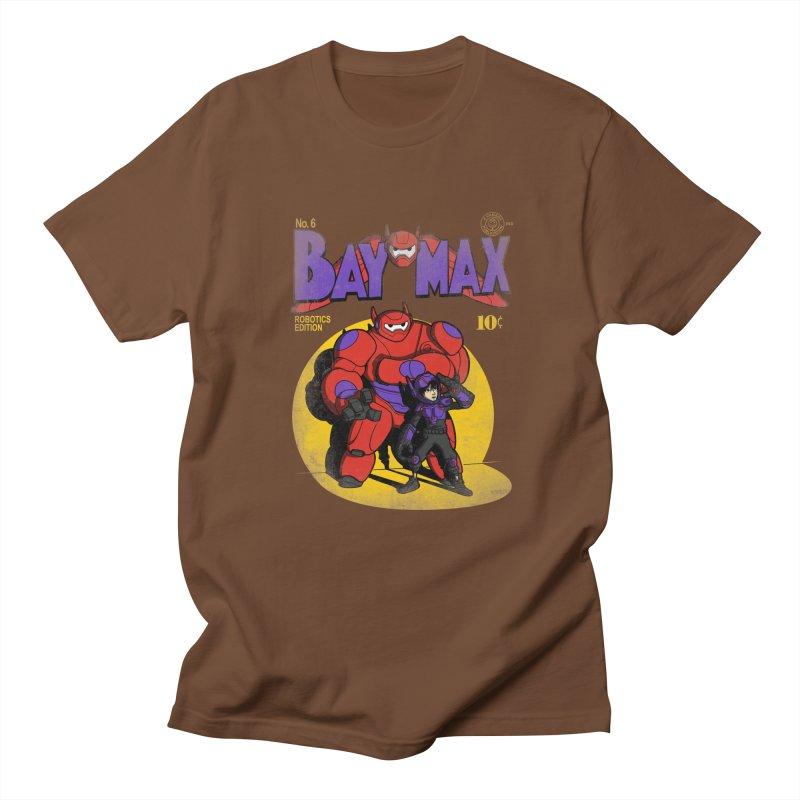 Baymax No. 6 Women's Regular Unisex T-Shirt by Moysche's Shop
