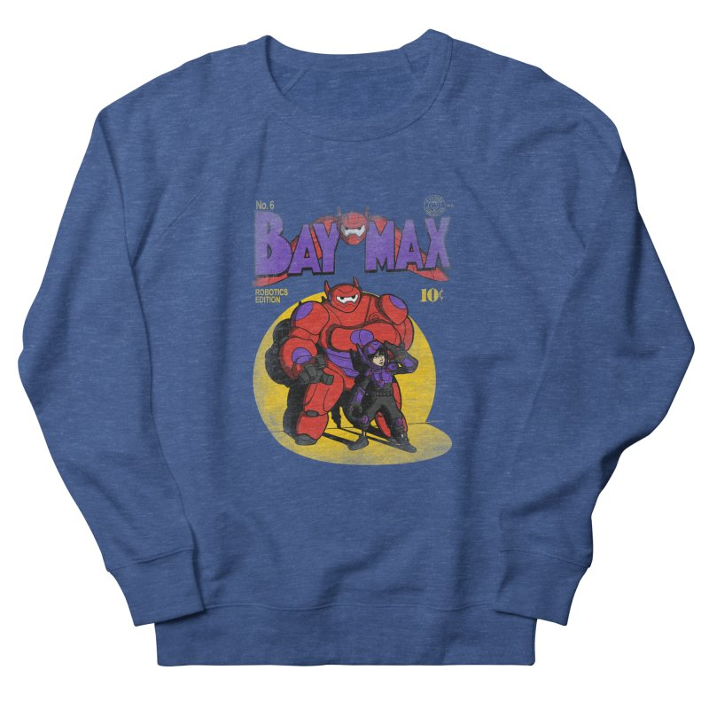 Baymax No. 6 Women's Sweatshirt by Moysche's Shop