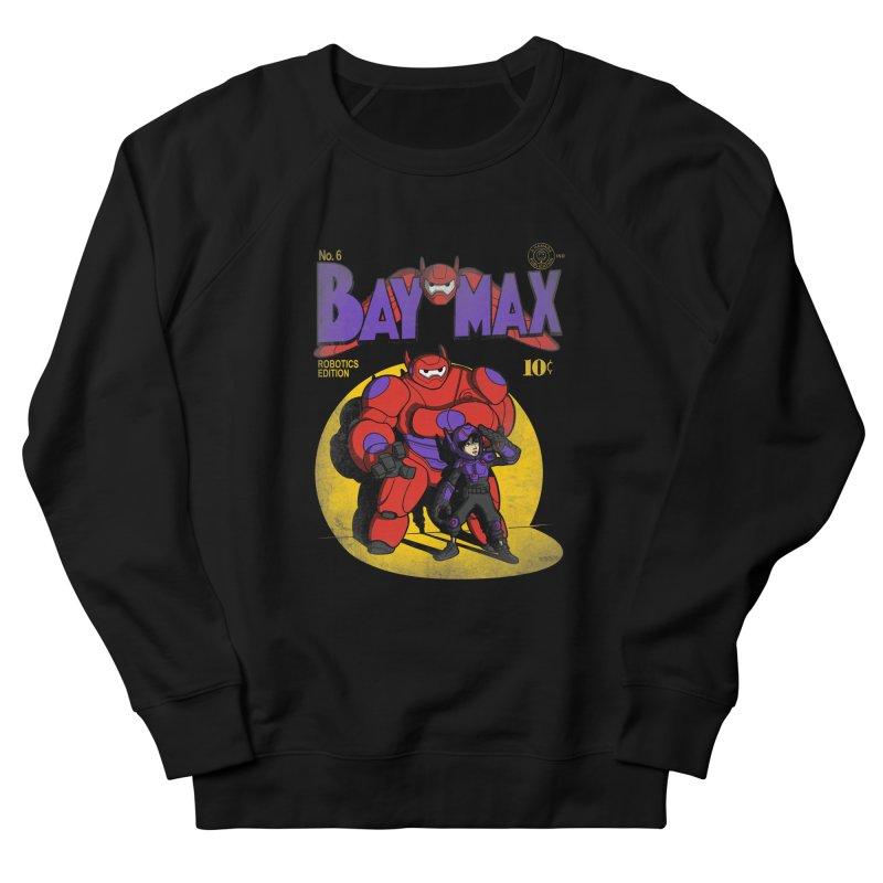 Baymax No. 6 Men's Sweatshirt by Moysche's Shop