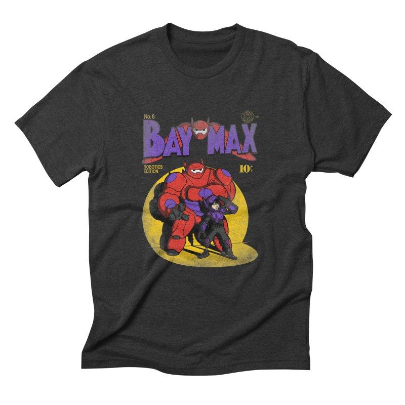 Baymax No. 6 Men's Triblend T-Shirt by Moysche's Shop