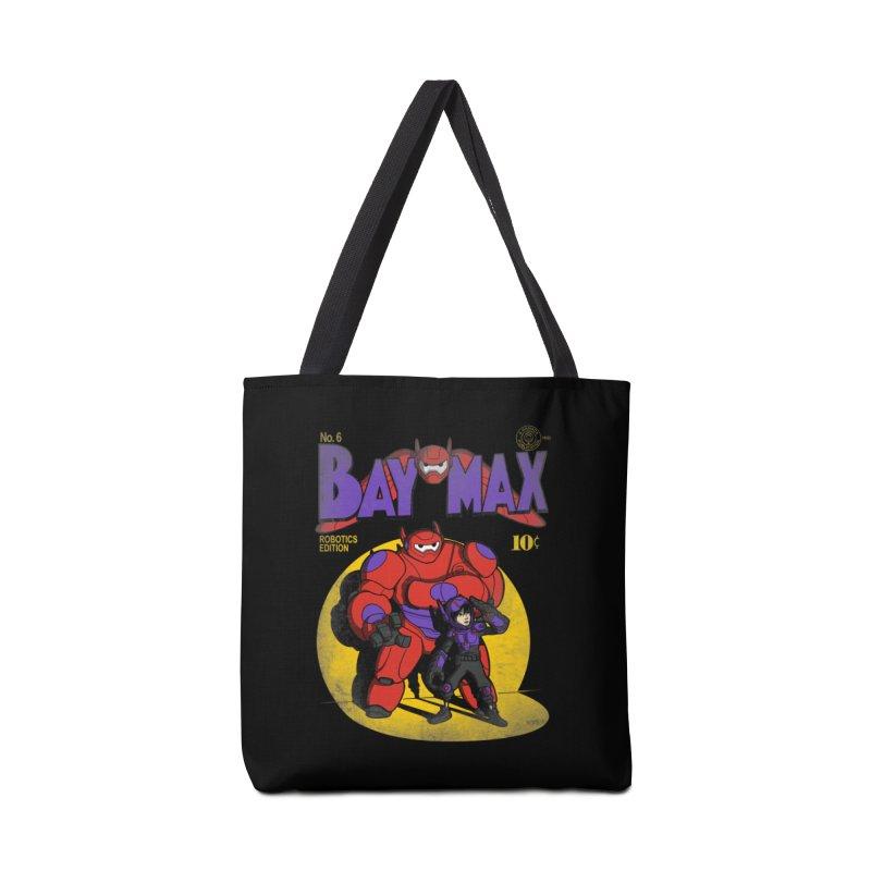 Baymax No. 6 Accessories Bag by Moysche's Shop