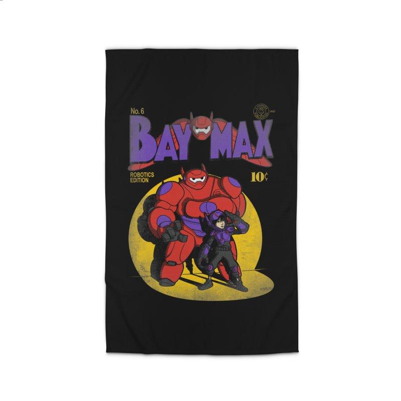 Baymax No. 6 Home Rug by Moysche's Shop