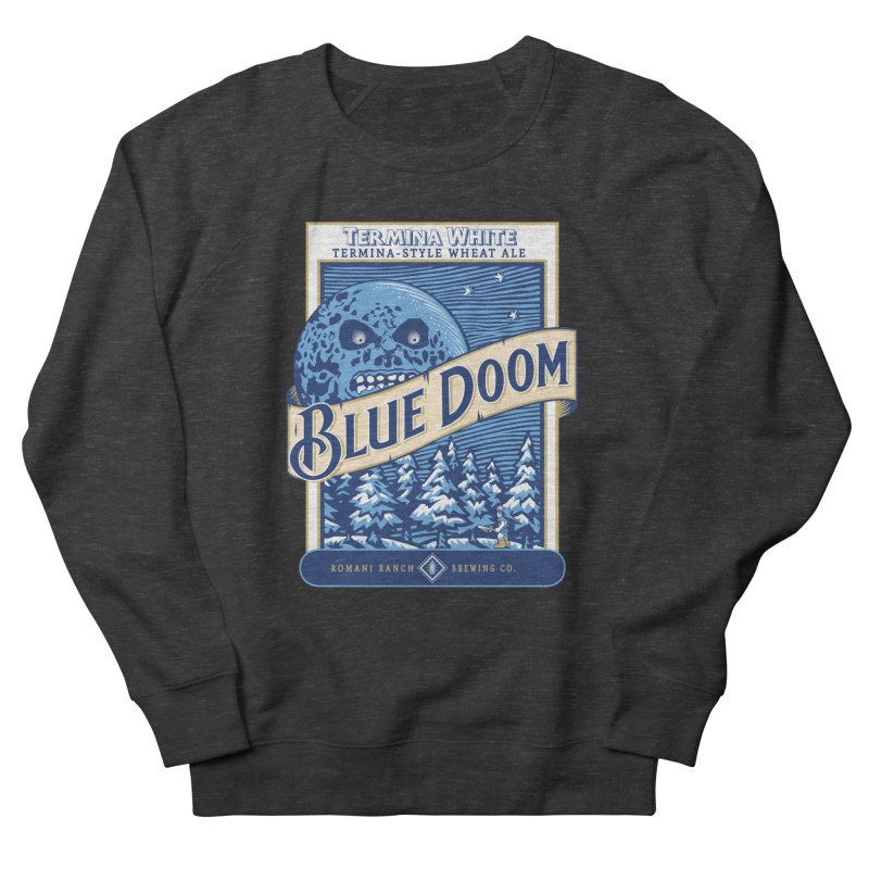 Blue Doom Women's Sweatshirt by Moysche's Shop