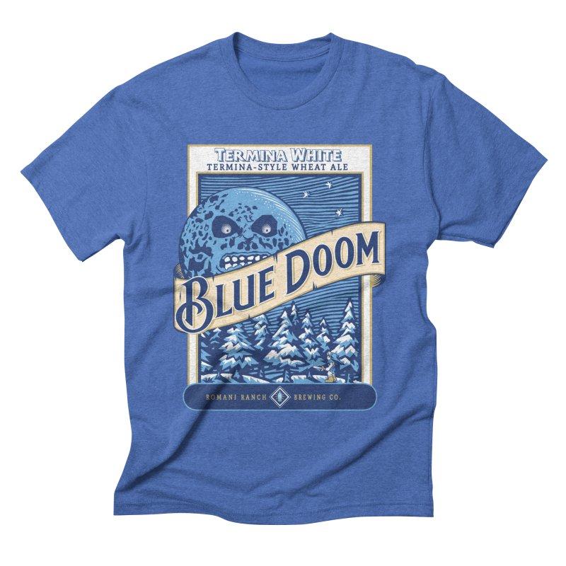 Blue Doom   by moysche's Artist Shop