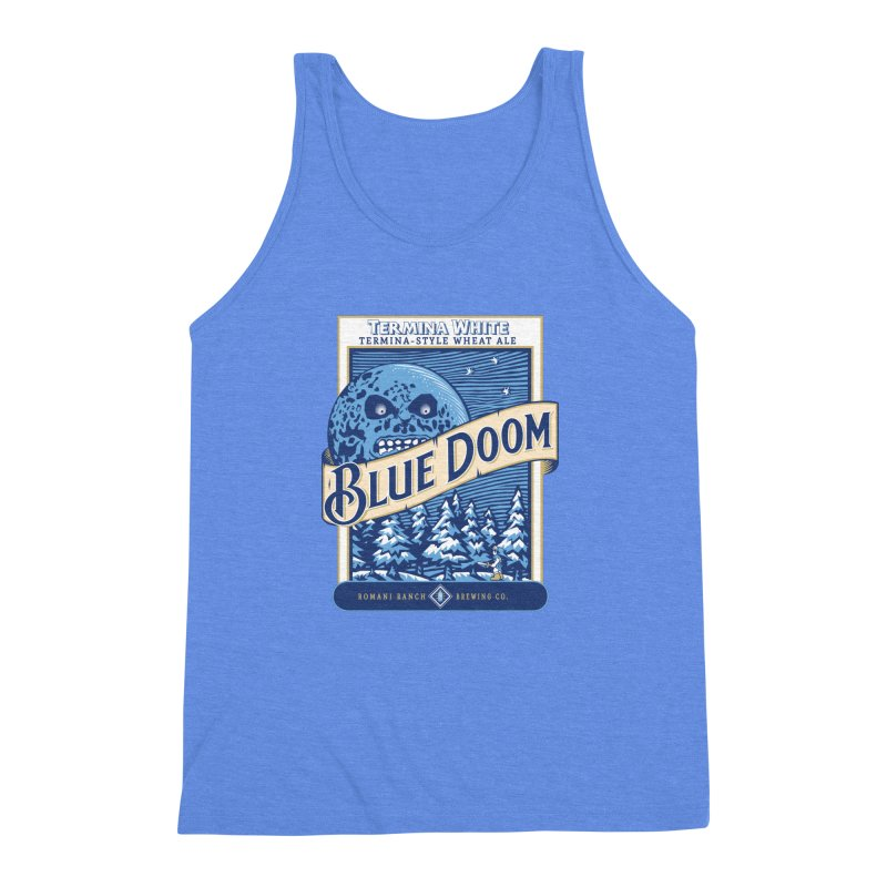 Blue Doom   by moysche's Artist Shop