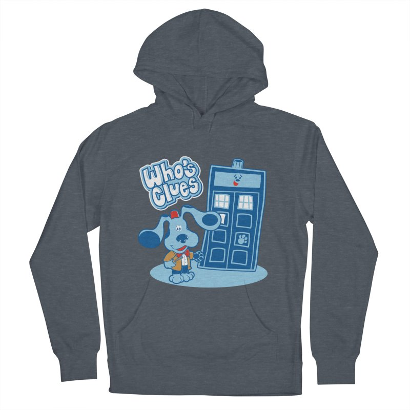 Who's Clues Women's Pullover Hoody by Moysche's Shop