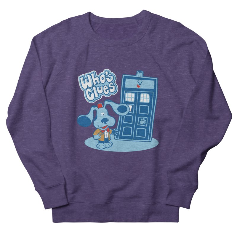 Who's Clues Women's Sweatshirt by moysche's Artist Shop