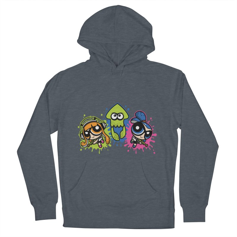 Splatoon Puff Men's Pullover Hoody by Moysche's Shop