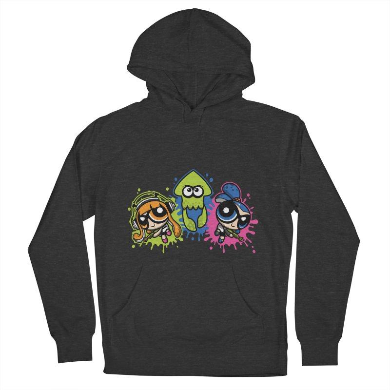 Splatoon Puff Men's Pullover Hoody by moysche's Artist Shop