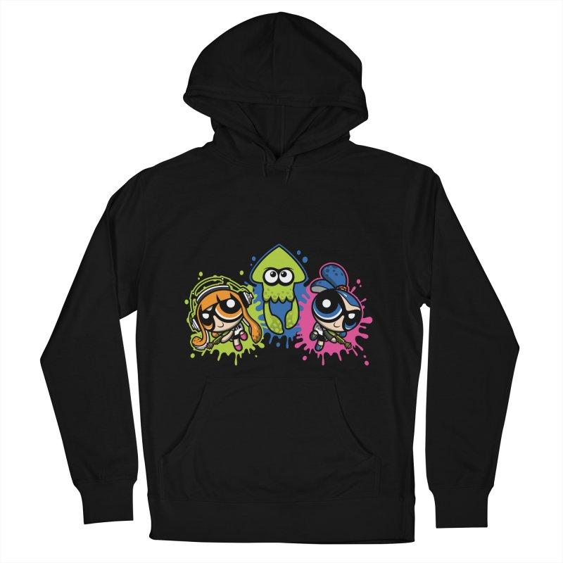Splatoon Puff Men's Pullover Hoody by Moysche's Shop