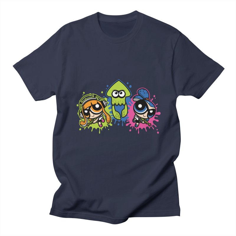 Splatoon Puff Men's T-Shirt by Moysche's Shop