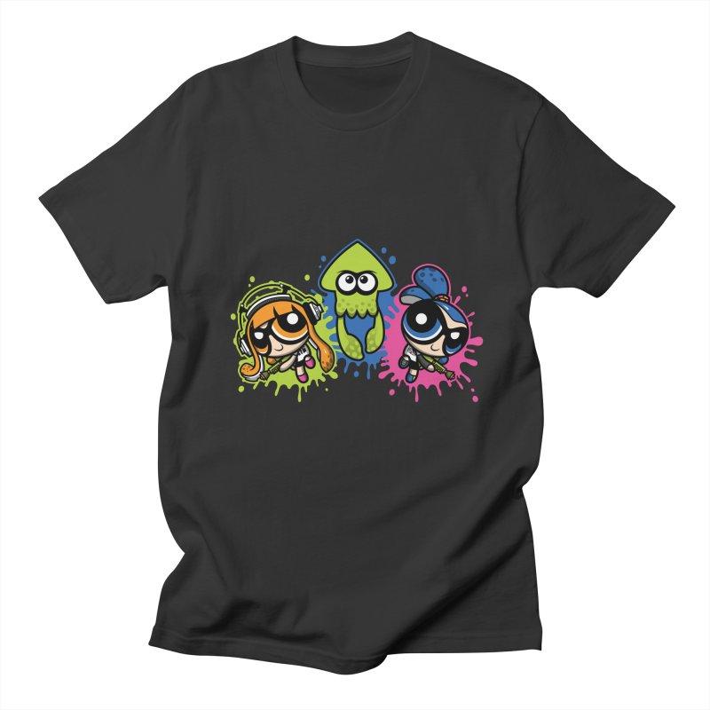Splatoon Puff Men's T-shirt by moysche's Artist Shop