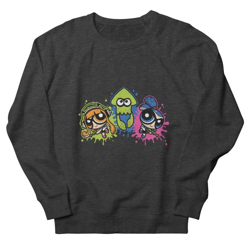Splatoon Puff Women's Sweatshirt by Moysche's Shop