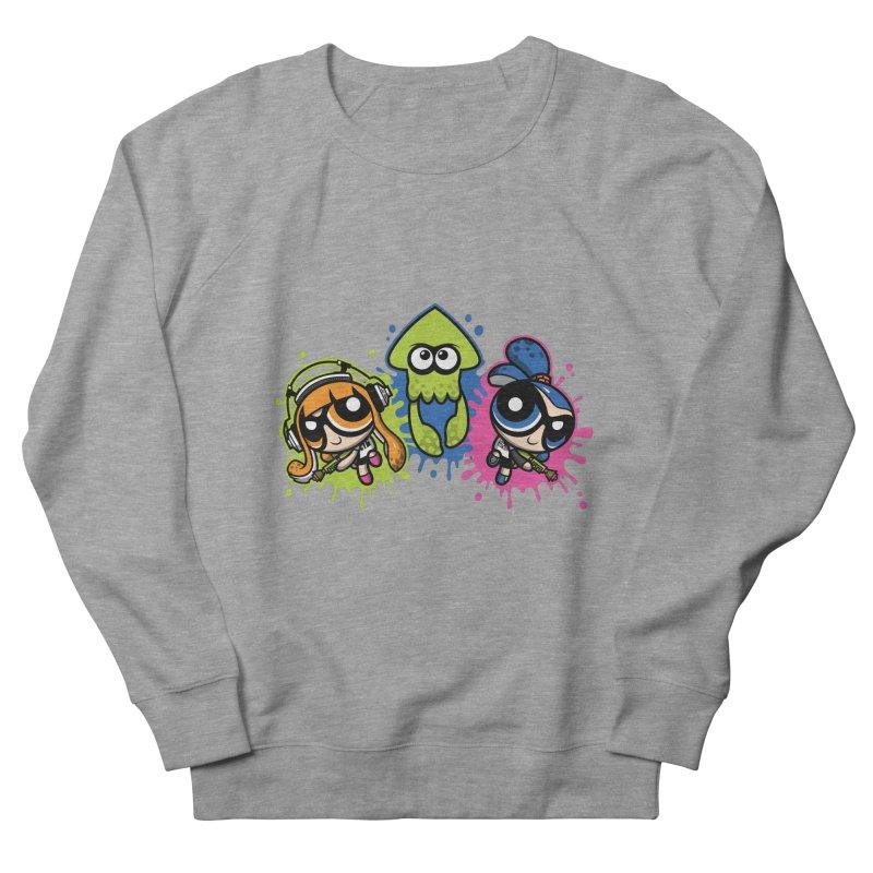 Splatoon Puff Men's Sweatshirt by moysche's Artist Shop