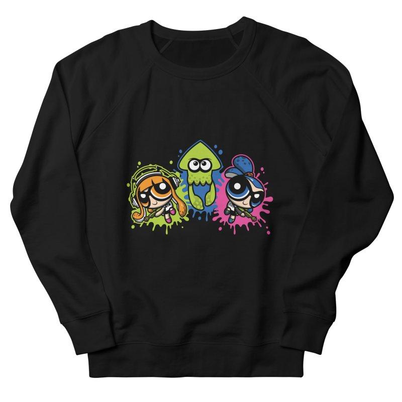 Splatoon Puff Men's Sweatshirt by Moysche's Shop