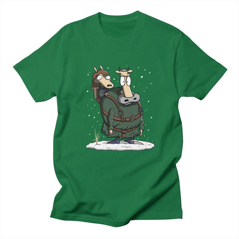 Bran's Modern Life Men's T-shirt by moysche's Artist Shop