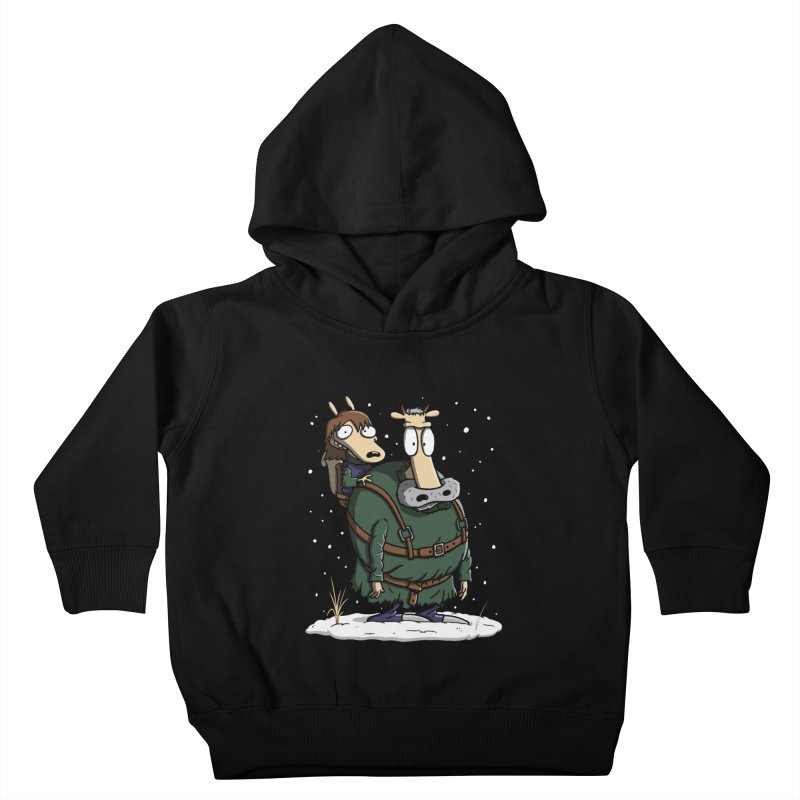 Bran's Modern Life Kids Toddler Pullover Hoody by Moysche's Shop