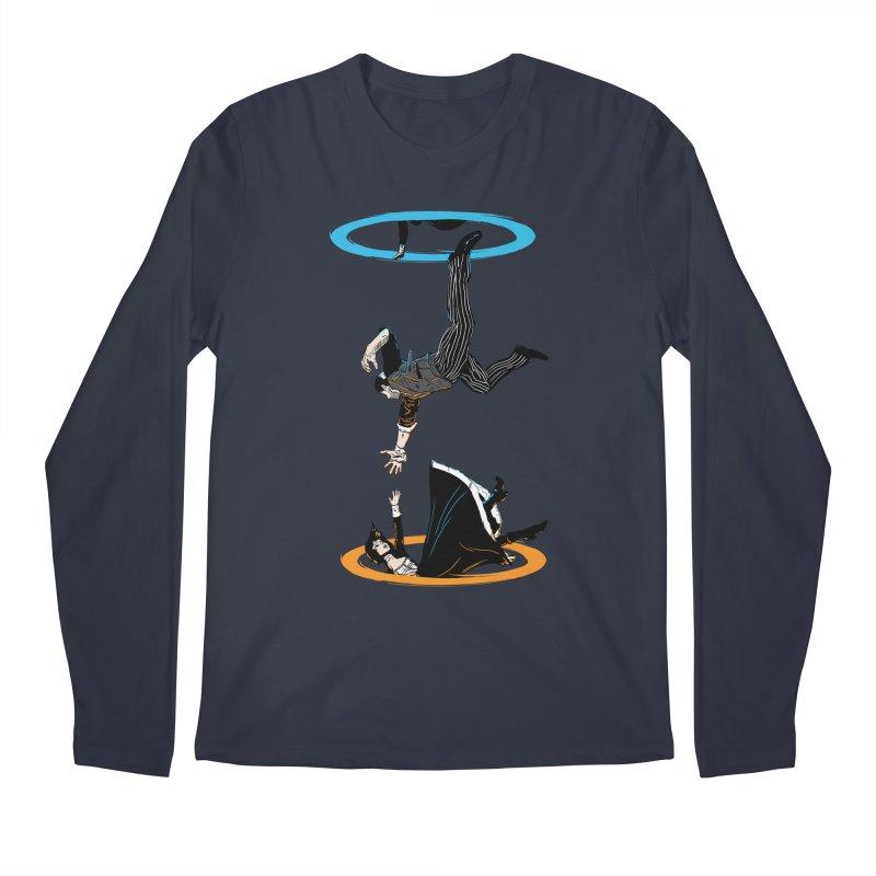 The Infinite Loop Men's Longsleeve T-Shirt by Moysche's Shop