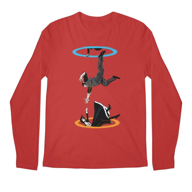The Infinite Loop Men's Longsleeve T-Shirt by moysche's Artist Shop