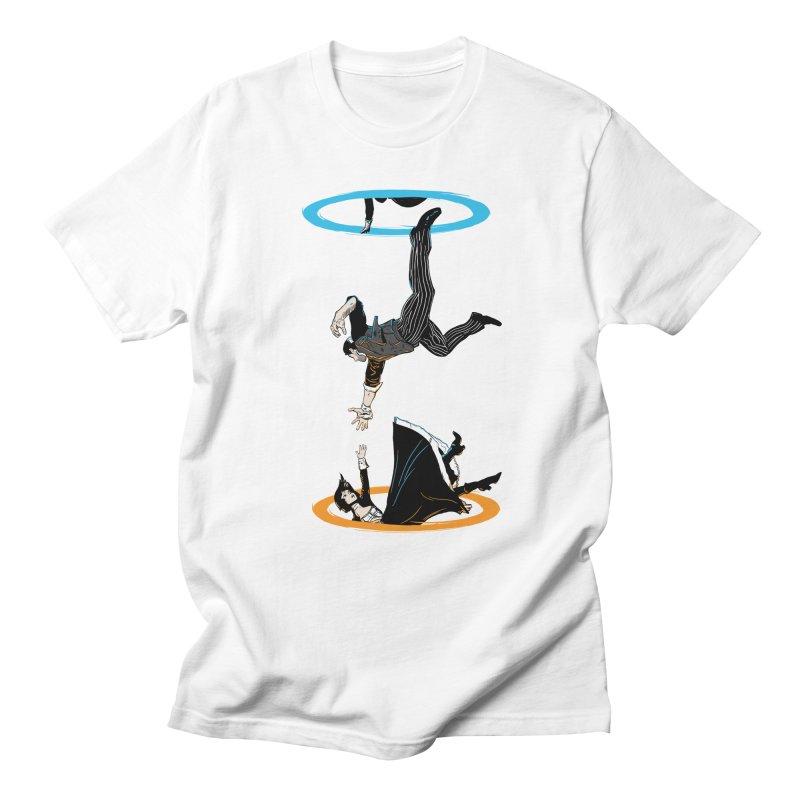 The Infinite Loop Men's T-shirt by moysche's Artist Shop