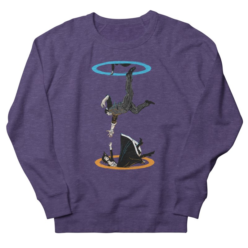 The Infinite Loop Women's Sweatshirt by moysche's Artist Shop