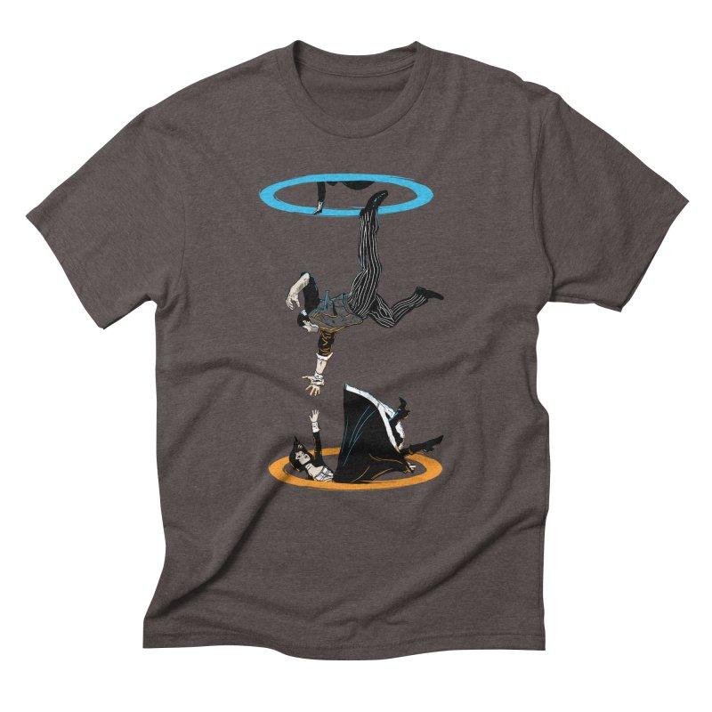 The Infinite Loop Men's Triblend T-Shirt by Moysche's Shop