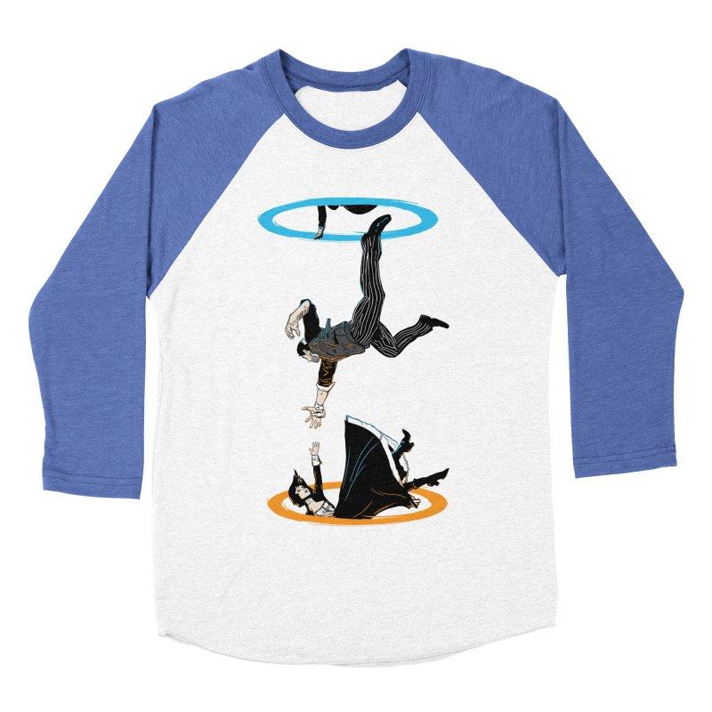 The Infinite Loop Women's Baseball Triblend T-Shirt by Moysche's Shop