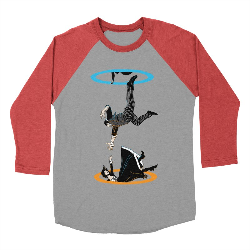 The Infinite Loop Women's Baseball Triblend T-Shirt by moysche's Artist Shop