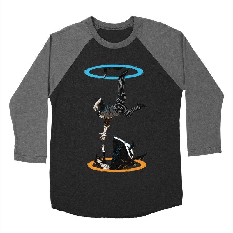The Infinite Loop Men's Baseball Triblend T-Shirt by Moysche's Shop