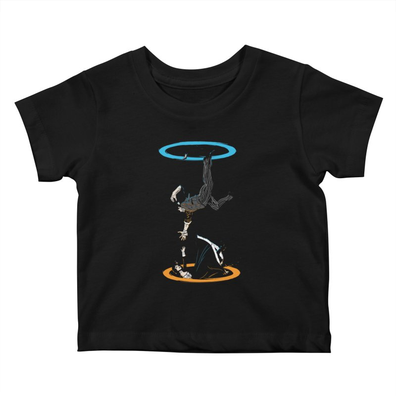 The Infinite Loop Kids Baby T-Shirt by Moysche's Shop