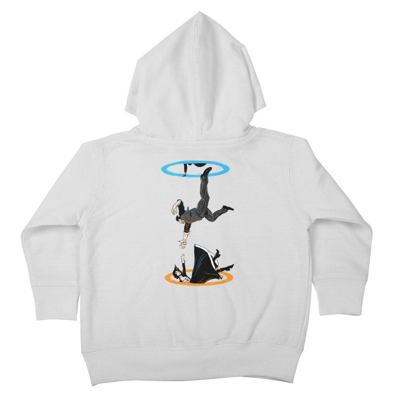 The Infinite Loop Kids Toddler Zip-Up Hoody by Moysche's Shop