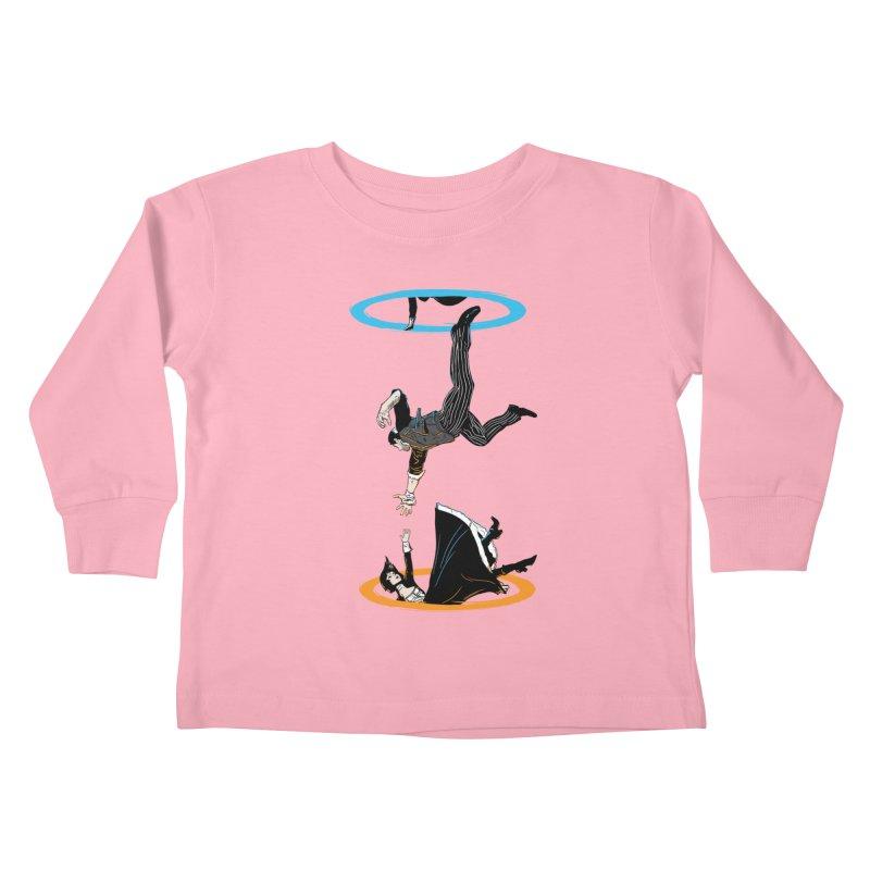 The Infinite Loop Kids Toddler Longsleeve T-Shirt by Moysche's Shop