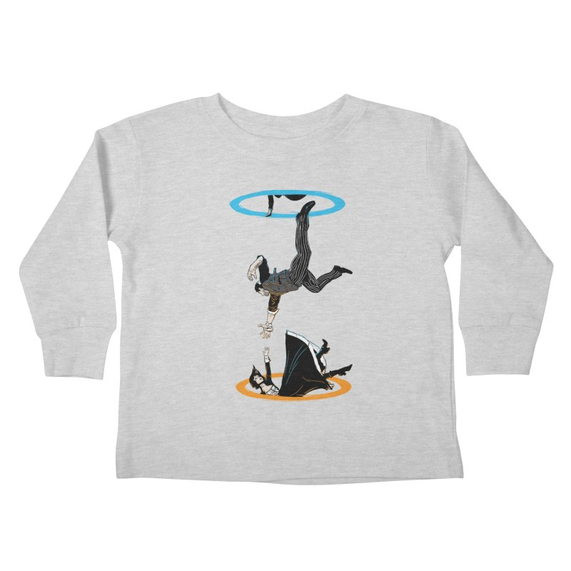 The Infinite Loop Kids Toddler Longsleeve T-Shirt by Moysche's Shop