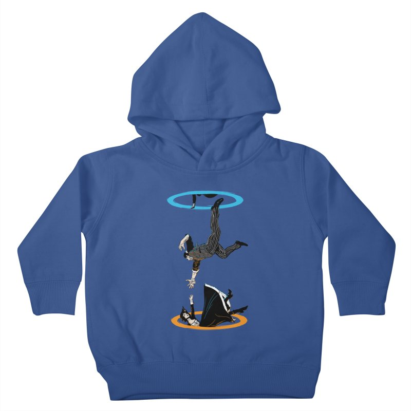 The Infinite Loop Kids Toddler Pullover Hoody by moysche's Artist Shop