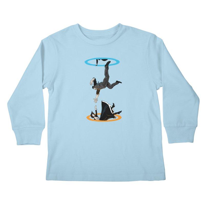 The Infinite Loop Kids Longsleeve T-Shirt by Moysche's Shop
