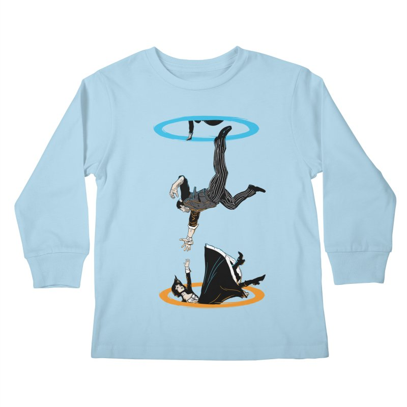 The Infinite Loop Kids Longsleeve T-Shirt by Moysche's Shop