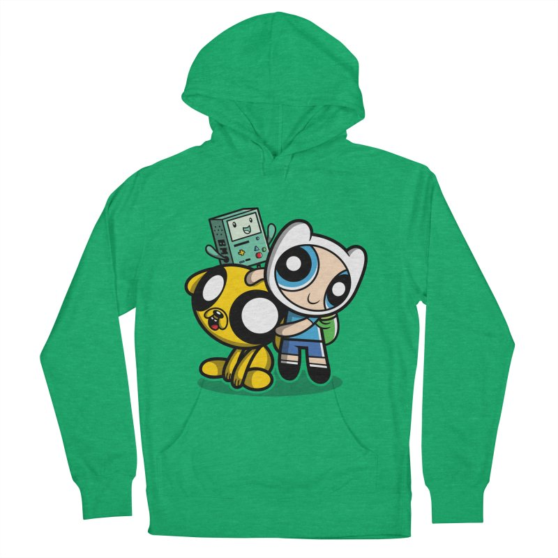 Adventure Puff Buds Men's Pullover Hoody by moysche's Artist Shop
